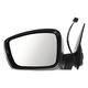 1AMRE03107-2012-16 Volkswagen Beetle Mirror Driver Side