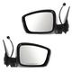 1AMRP01536-2012-16 Volkswagen Beetle Mirror Pair