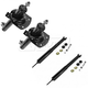 MNSSP00920-1996-05 Ford Taurus Mercury Sable Shock & Strut Kit