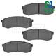 1ABPS00865-Brake Pads