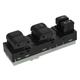 1AWES00264-Nissan Altima Master Power Window Switch