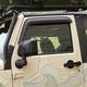 RRWRV00003-2007-14 Jeep Wrangler Rain Guards / Window Visors Pair  Rugged Ridge 11349.11