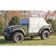 RRXCC00002-2007-14 Jeep Wrangler Cab Cover  Rugged Ridge 13317.1