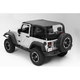 RRCVT00004-2010-14 Jeep Wrangler Island Topper  Rugged Ridge 13591.35