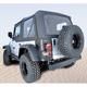 RRCVT00010-2004-06 Jeep Wrangler Soft Top  Rugged Ridge 13731.35
