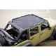 RRCVT00014-2007-14 Jeep Wrangler Sun Shade  Rugged Ridge 13579.05