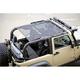 RRCVT00015-2007-14 Jeep Wrangler Sun Shade
