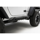 RRSTP00002-2007-14 Jeep Wrangler Rocker Guard Pair