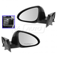 1AMRP01562-2013-15 Chevy Spark Mirror Pair