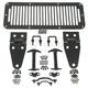 RRBHO00003-Jeep Hood Accessory Kit  Rugged Ridge 11201.01