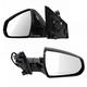 1AMRP01569-2010-16 Cadillac SRX Mirror Pair