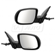 1AMRP01580-2010-11 Hyundai Accent Mirror Pair
