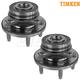 TKSHS00796-Wheel Bearing & Hub Assembly Pair