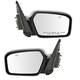 1AMRP01589-Lincoln MKZ Zephyr Mirror Pair