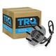 1ASHF00457-Wheel Bearing & Hub Assembly  TRQ BHA54111