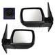 1AMRP01604-2012-13 Kia Soul Mirror Pair