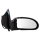 1AMRE03221-Ford Focus Mirror