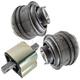 1AEEK00693-Mercedes Benz Engine & Transmission Mount Kit