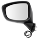 1AMRE03246-2013-14 Mazda CX-5 Mirror Driver Side