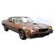 1AXDC00040-1979 Chevy Camaro Decal & Stripe Kit