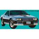 1AXDC00038-1982-84 Chevy Camaro Decal & Stripe Kit