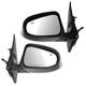 1AMRP01609-2014-17 Toyota Corolla Mirror Pair