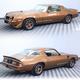 1AXDC00052-1980-81 Chevy Camaro Decal & Stripe Kit