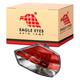 1ALTL01938-2014-16 Nissan Rogue Tail Light