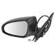 1AMRE03263-2012-14 Toyota Yaris Mirror Driver Side