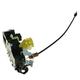 GMDLA00004-Door Lock Actuator & Integrated Latch