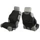 RRISU00014-2007-15 Jeep Wrangler Seat Protector Vest Pair