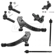 1ASFK02131-Toyota Paseo Tercel Steering & Suspension Kit