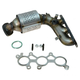 1AEEM00817-Toyota Rav4 Exhaust Manifold with Catalytic Converter Assembly