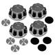 DMWHK00013-Chevy Wheel Center Cap