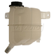 DMROB00018-Ford Edge Lincoln MKX Radiator Overflow Bottle with Cap  Dorman 603-353