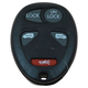 DMKRR00022-Keyless Remote Insert & Case  Dorman 13640