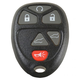 DMKRR00023-2007-13 Keyless Remote Insert & Case  Dorman 13637