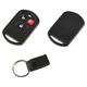 DMKRR00024-2004-06 Hyundai Elantra Santa Fe Keyless Remote Insert & Case  Dorman 13647