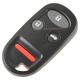 DMKRR00026-Honda CR-V S2000 Keyless Remote Insert & Case  Dorman 13683