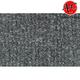 ZAMAF00053-2001-08 Chrysler PT Cruiser Floor Mat 903-Mist Gray
