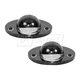 1ALTP00982-Dodge License Plate Light Lens Pair