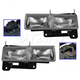 GMLHP00001-Headlight Pair