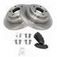1ABFS01946-Brake Kit Rear  Nakamoto MD1004A  31043