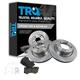 1ABFS01978-Toyota Sequoia Tundra Brake Kit