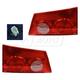 TYLTP00001-2006-10 Toyota Sienna Tail Light Pair  Toyota OEM 81680-AE020  81670-AE020