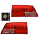 TYLTP00002-2004-05 Toyota Sienna Tail Light Pair  Toyota OEM 81680-AE010  81670-AE010