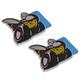 MPBMK00004-2015-18 Dodge Challenger Emblem Pair
