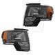 FDLHP00001-2009-14 Ford F150 Truck Headlight Pair