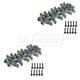 MPEEK00011-Rocker Arm Shaft Assembly Pair  Mopar 4892293AC