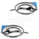 GMBMK00006-Chevy Impala Impala Limited Emblem Pair  General Motors OEM 22799519  22799520